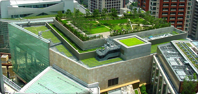 A Green Roof Adds Value To Your Property
