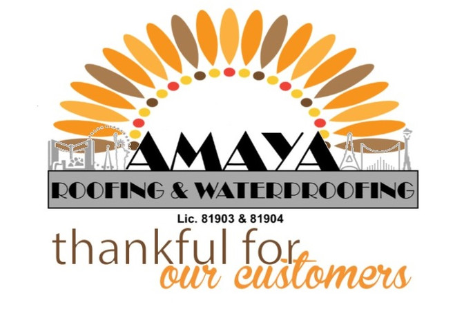 THANKFUL FOR OUR CUSTOMERS