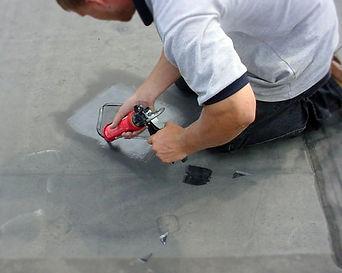 Repairing Leaks on a Roof