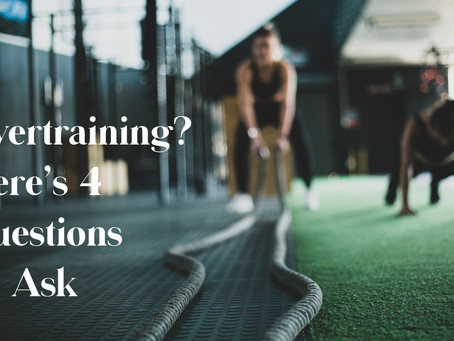 Are You Training TOO Much?
