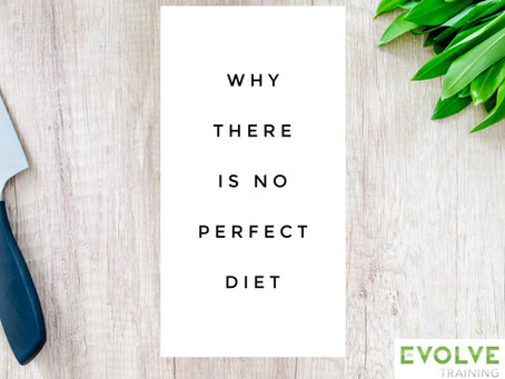 "Listen To Your Body and Stop Searching For The ""Perfect Diet"""
