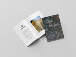 'Santa Fe' Brochure Booklet- Brintons