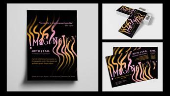 """Imagination"" Marketing Materials"