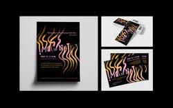 'Imagination' Event Marketing Materials