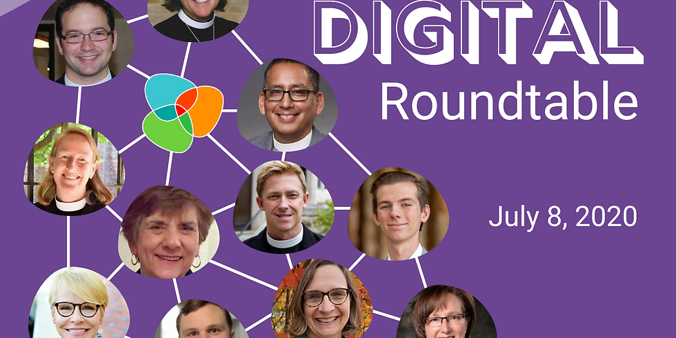 Invite Welcome Connect Digital Roundtable