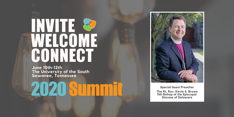 Invite Welcome Connect Summit | 2020