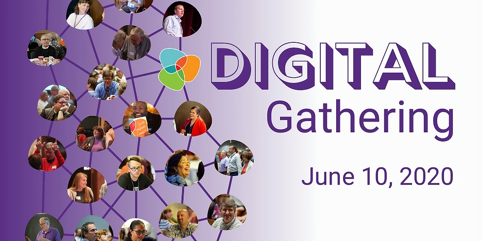 Invite Welcome Connect Digital Gathering