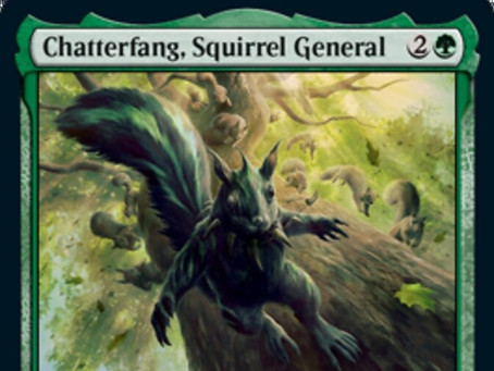 Lets Get Nutty with Chatterfang