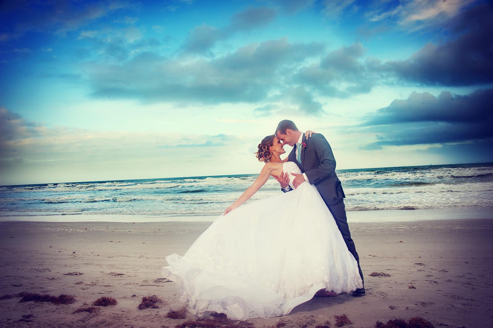 Beach Wedding Photography Cocoa Fl