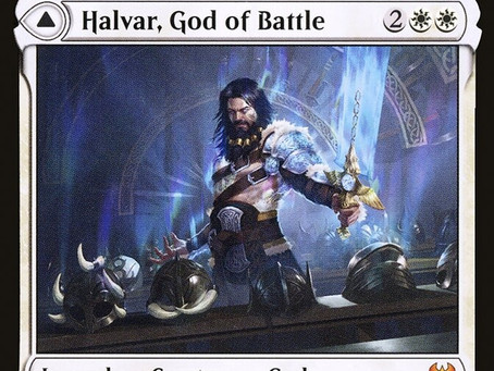 The God Of Battle