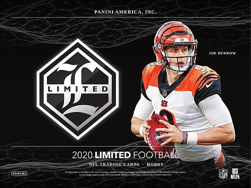 2020 Limited & Playbook 4 Box Break Random Team