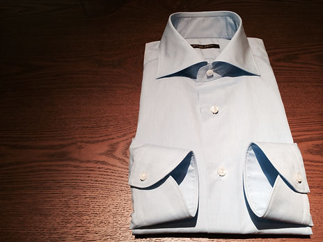 オーダーシャツ 「SOUTH ITALIAN STYLE」