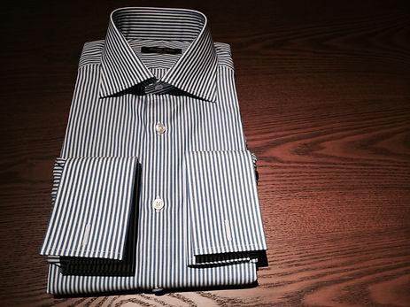 オーダーシャツ 「BRITISH STYLE」