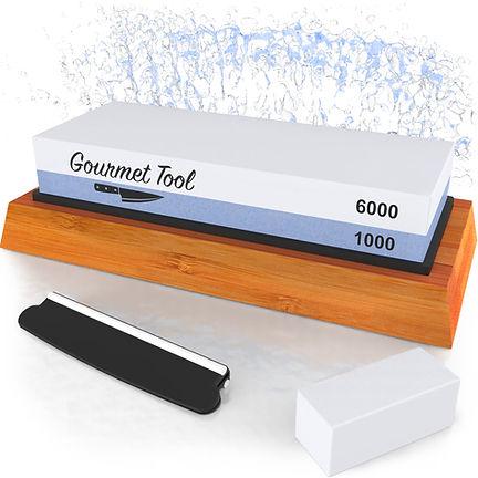 Whetstone Knife Sharpener 1000 6000 Whet