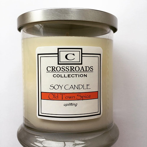 Old Town Spice Soy Candle