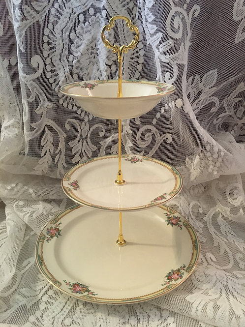 Tiered Cake Stand - #1903