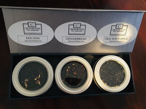Holiday Tea Sampler