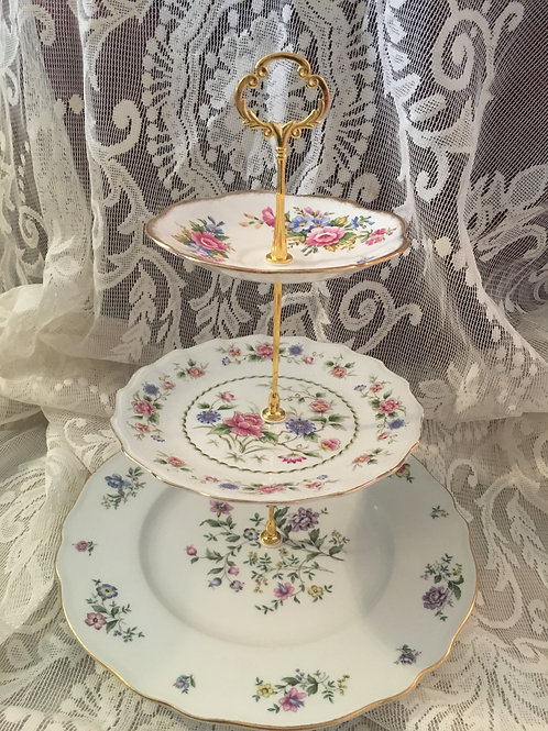 Tiered Cake Stand - TCS #1902