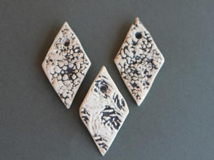 Stamped Pendents