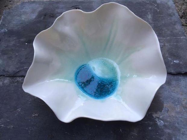 Porcelain Sea Bowl