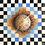 """Thumbnail: """"POLARIS"""" (2021) - Tableau mosaïque - 30 cm x 30 cm"""