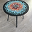 Thumbnail: Table ronde SUMMER décor mosaïque