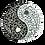 Thumbnail: Tableau symbole Yin-Yang