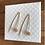 Thumbnail: Boucles d'oreilles collection MINIMALISTE Crochets & pierre naturelle