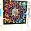"""Thumbnail: """"VISION"""" tableau mosaïque 20 cm x 20 cm"""