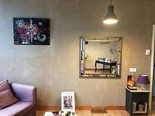 Mosaïque Toulouse, ÔmosaïcDesign, Aurélie Martignac, Oncopole, salon de coiffure