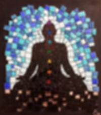 Buddha et 7 chakras