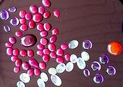 Pierres, Inde, ô mosaïc design, Aurélie Martignac, mosaïste, Toulouse (31), France, créations, art