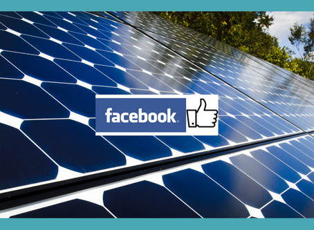 Facebook to be 100% renewable power by end of 2020