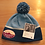 Thumbnail: M3 Telluride Brewing Co Knit Hat - Blue with Pom