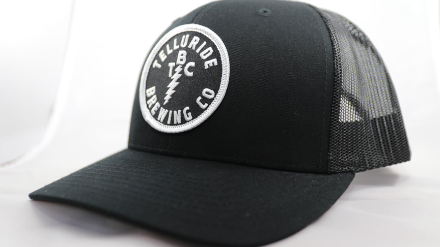 Telluride Brewing Co Lightning Bolt Hat