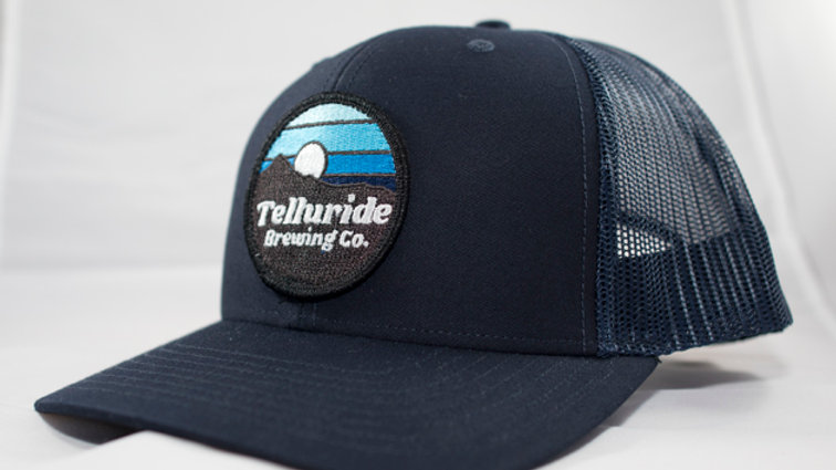 Richardson Logo Trucker Hat