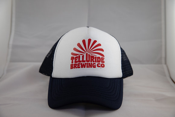 Kids' Groovy Telluride Brewing Co Trucker Hat
