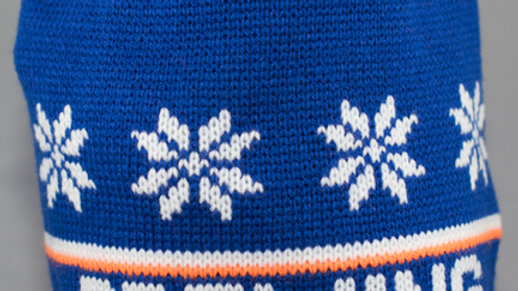 Royal Blue Telluride Brewing Beanie