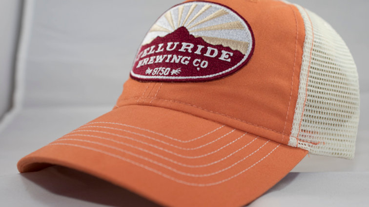 Telluride Brewing Co Soft Hat