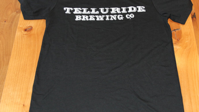 Telluride Brewing Co Simple Logo T-Shirt