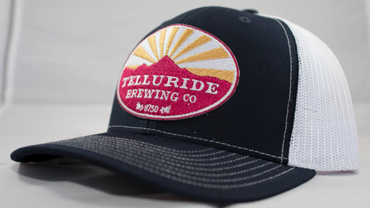 Telluride Brewing Co Logo Hat - Navy