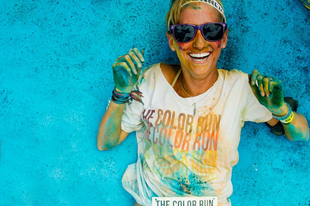 The Color Run Rio