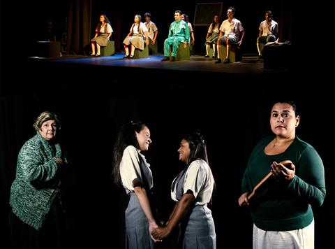"""Mostra Estudantil de Teatro -  """"Aurora da Minha Vida"""""""