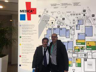 MEDICA 2016 Düsseldorf