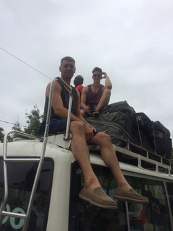 Our transportation