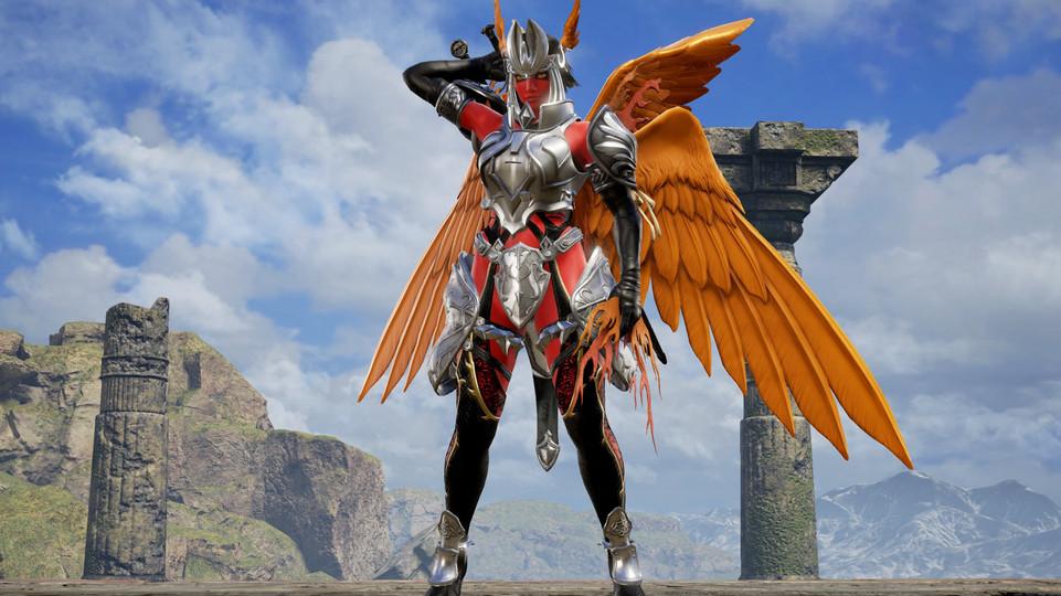 Silver Phoenix (OC)
