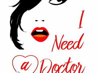 Cover Reveal - I Need A Doctor by Janey Travis