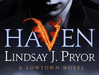 Review - Haven by Lindsay J. Pryor