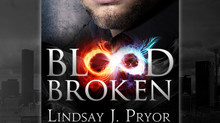 Review and Tears! Blood Broken by Lindsay J. Pryor