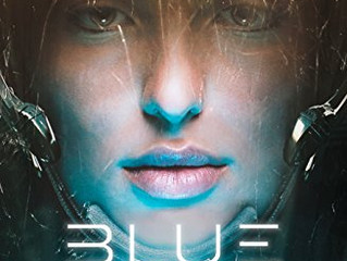 Review - Blue Shift by Jane O'Reilly